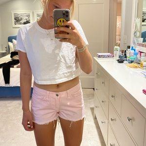 J brand shorts